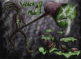 Crazy Hammer by MunchyCrunchyMan