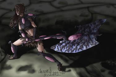War Witch by MunchyCrunchyMan