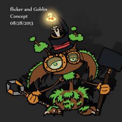 flicker and goblin 2