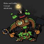 flicker and goblin 2 by MunchyCrunchyMan