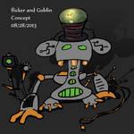 flicker and goblin 3 by MunchyCrunchyMan