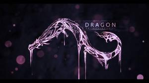 Abstract Zodiac Dragon