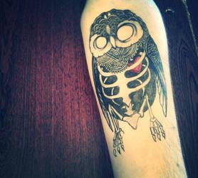 tatoo by 11proud
