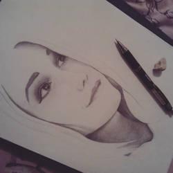 portreit by 11proud