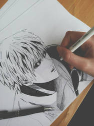 Genos by 11proud