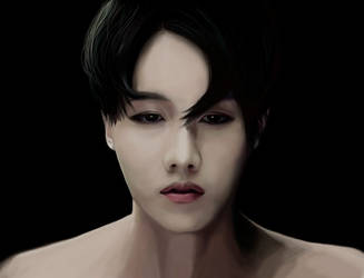 Jung Hoseok from BTS by 11proud