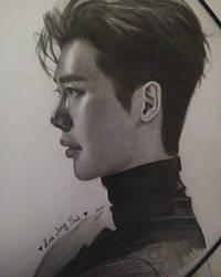 Lee Jong Suk by 11proud