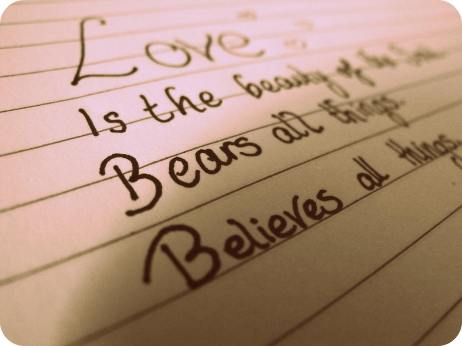 Essay Of Love