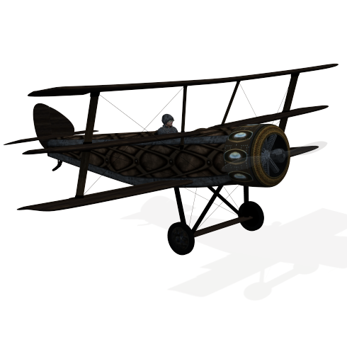triplane by Goldenthrush
