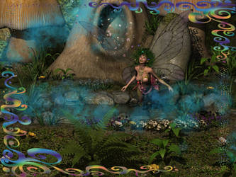 Shimmerhee Fairy by Goldenthrush