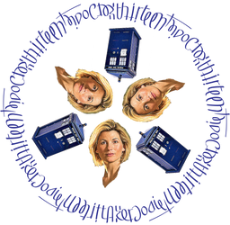 Thirteenth Doctor - Jodie Whittaker by dtw42