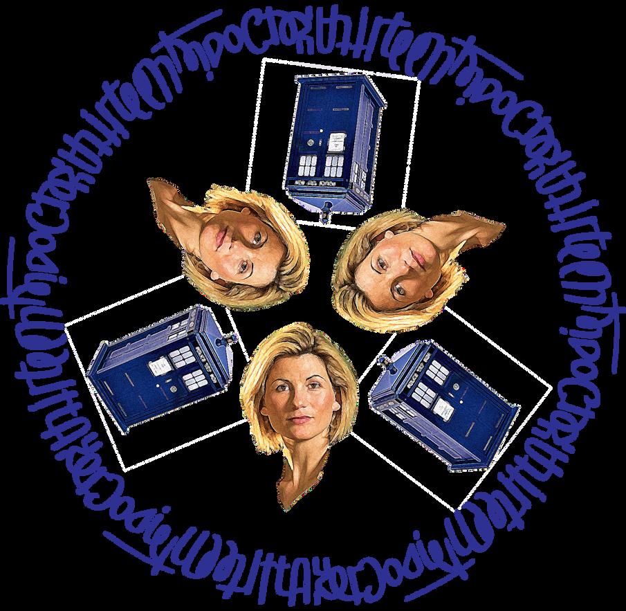 Thirteenth Doctor - Jodie Whittaker