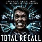 Total Recall soundtrack custom CD cover