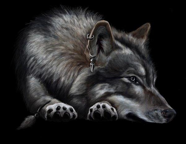 wolf v1 by SandraWhite