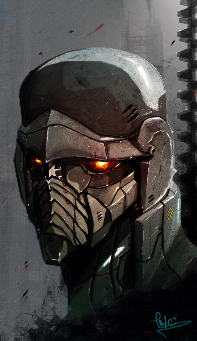 Future Soldier Concept by Kronium
