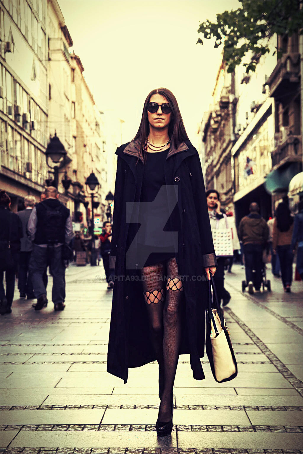Matrix girl by capita93
