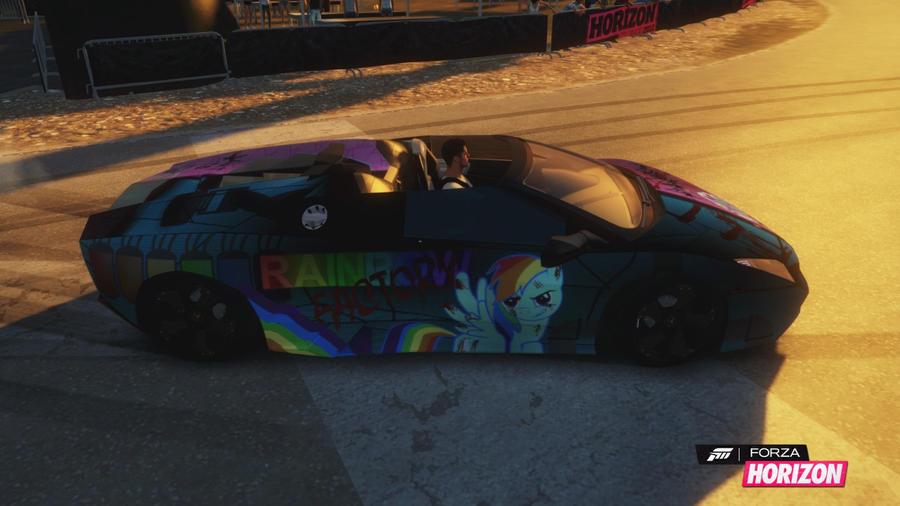 Forza Horizon Mlp Cars The Brony Lounge
