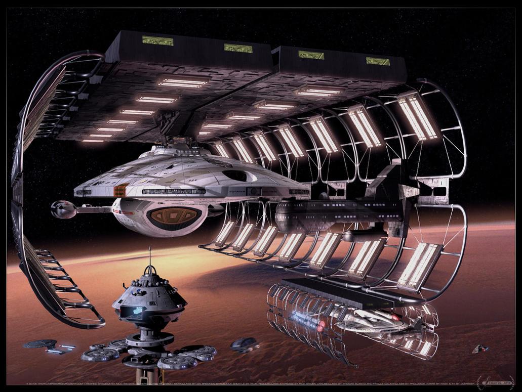 Utopia Planitia by overseer
