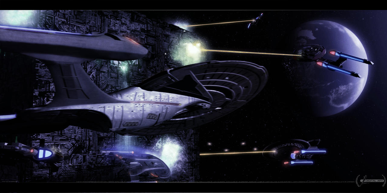 It's The Enterprise (MMXII) by overseer