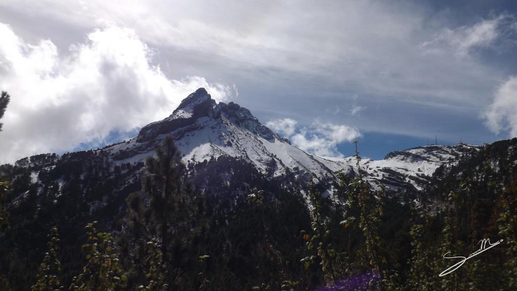 Nevado de Colima by SilverMoon-Archer