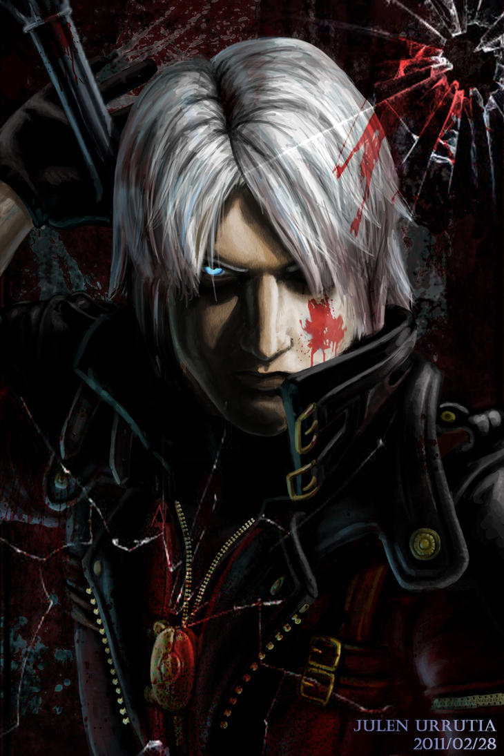 Devils Never Cry by Txikimorin on DeviantArt