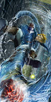 Link vs. Morpha