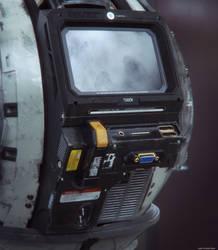 Robo 10-S.I.O. render 3