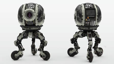 Robo 10-S.I.O. GIGANTIC RENDER