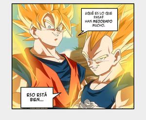 Dragon Ball XJ Panel remade