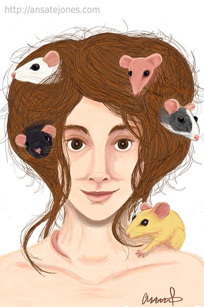 Rat's Nest by ans99