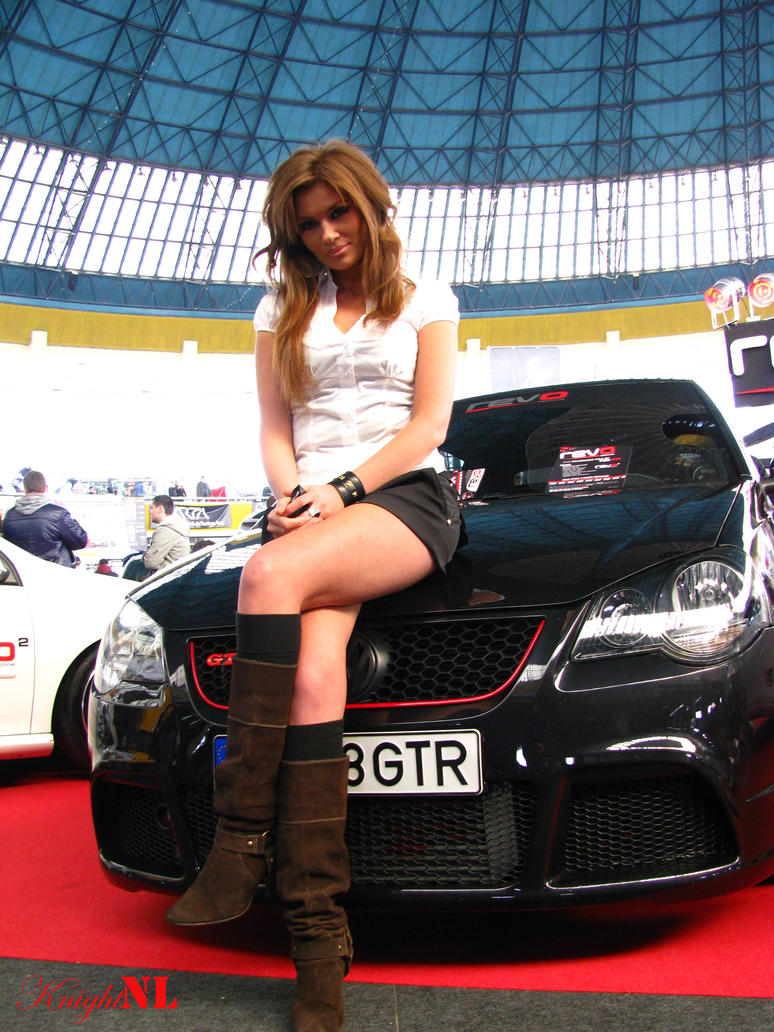 Vw Polo Gti Girl By Knightnl