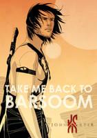 Take Me Back To Barsoom by jessicakholinne