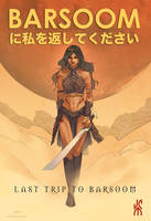 Last Trip To Barsoom by jessicakholinne