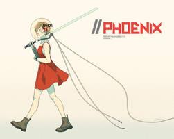 Phoenix by jessicakholinne