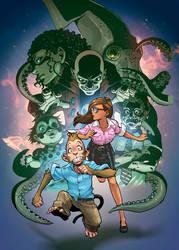 Code Monkey Save World #1 by jessicakholinne