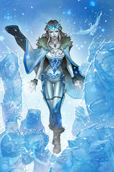 The Weirding Willows - Snow Queen by jessicakholinne