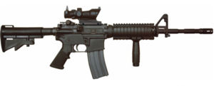 M4 Carbine Assault Rifle by The-Real-Shadow-x