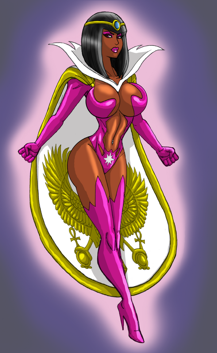Star Sapphire Kephrys by Johnny Haradrim by Donighal