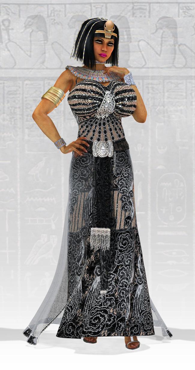 Kephrys dress by Donighal