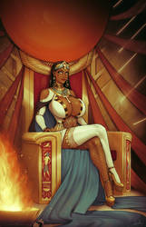 Kephrys: the Royal Throne of New Memphis by Donighal