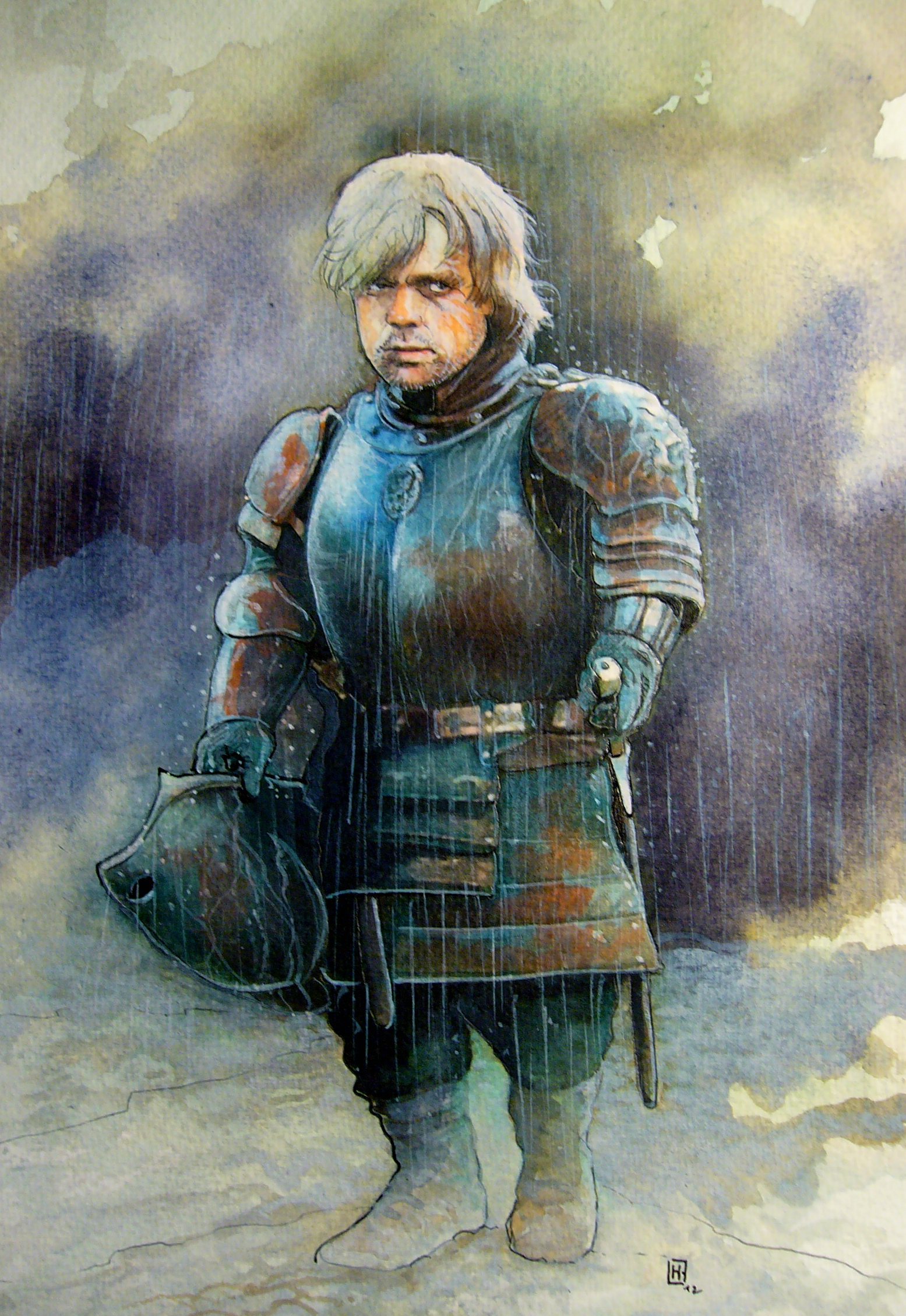 Tyrion Lannister Book Tyrion Lannister by he...