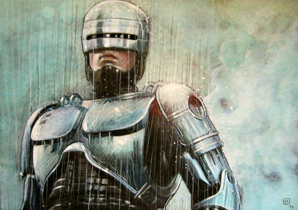 Robocop by henanff on DeviantArt