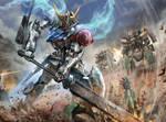 Gundam Barbatos Lupus