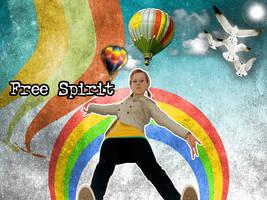 Free Spirit by mct2art