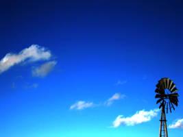 Windy Clouds by DagnyTT