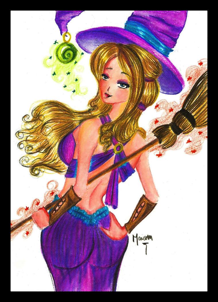 Cool like witch by Maicom07