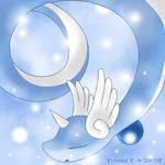 Swirly Dragonair Pokemon