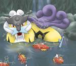 The Thunder Pokemon