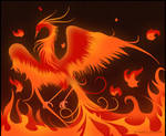 Playing With a Fire Bird