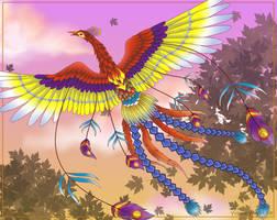 August Phoenix by princess-phoenix